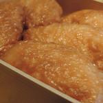 神田志乃多寿司 - 稲荷寿司