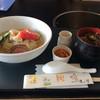 和風れすとらん 牛の里 - 料理写真:冷麺、焼肉丼セット