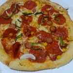 チーズ ラブ チーズ - 料理写真:ピザパーティーミックス