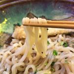 68547537 - アナゴぶっかけ 麺