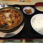 68548746 - 豚肉の四川風辛旨煮