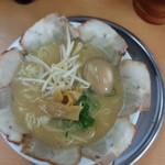 福ろう - 中華そば 肉入り(大)
