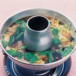 タイ国料理店 ラカン - 辛くない春雨と野菜のスープ