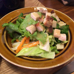 鶏×びすとろ COQUERICO - サラダ(+50円)
