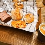 サ・マーシュ - GW限定のパンBOX & コーヒー
