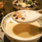 甜蜜蜜 - 台湾式美肌杏仁お汁粉(冷)