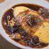 厨 Sawa - 料理写真:蛋包飯(らいすおむれつ)