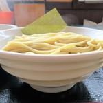 麺処 くろ川 - 麺(350g)あつもり