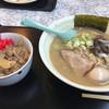 駅前食堂 - 料理写真:ミニ牛バラスペシャル こってり ¥955