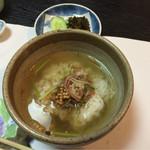 ふじ木 - お茶漬け