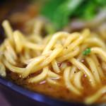 味噌屋 八郎商店 - 麺