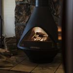 PREMIER VILLA - 暖炉