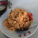 泰洋軒 - 料理写真:キムチめし