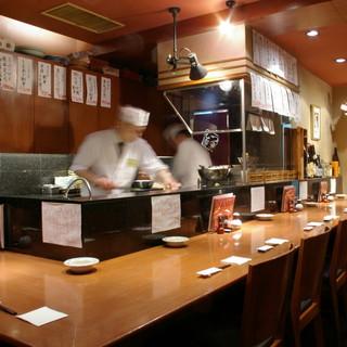 おいしいお料理とともに楽しむ最高の空間