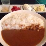 カフェ ミズカ - 特製カレー(セット880円)