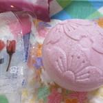 麻布十番 椀もなか 花一会 - お茶漬 桜の花