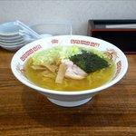 味の濱龍 - 料理写真:塩ラーメン