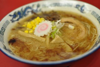 中華そば 来味 東堀店 - 期間限定 味噌