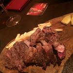 トロス スペイン グリルバル - お肉〜♡