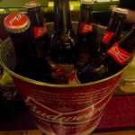Bar&Dining LiNCUE - ボトルビールも各種揃えてます!
