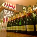Bar&Dining LiNCUE - シャンパン各種!リーズナブルに揃えてます!