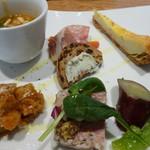 トラットリア ダ ジャコモ - 前菜