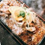 九十九島 海遊 - 料理写真:ジュウジュウ言わせます