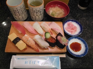 日本海 市川店 - ランチ1人前¥620-
