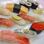 寿司正 - 料理写真: