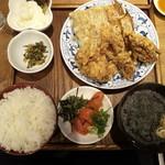 テムジン - テムジン定食・1,200円
