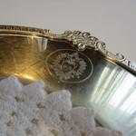 銀座 ハプスブルク・ファイルヒェン - 銀食器のハプスブルグ家の紋章