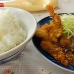 木原食堂 - 料理写真: