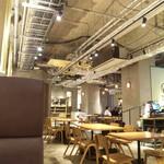 WIRED CAFE - 雰囲気オサレです