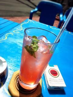 トラットリーア・ケイ・イタリアーノ - Kオリジナル スペシャル モヒートです!夏にぴったりの爽やかな味わいになっています!Kで今年一番の夏の味を感じませんか!?