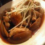 台南担仔麺大王 - 卵煮