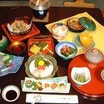 油屋 食湯館 - 料理写真:コース料理イメージ