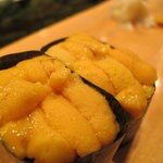 常盤寿司 - 料理写真:雲丹
