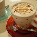 チョコホリック カフェ - カフェラッテ