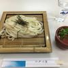 小松屋 - 料理写真:ざるうどん400円