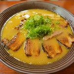 らー麺ZEN - チャーシューメン(1080円)