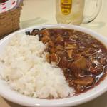 日本橋焼餃子 - 陳麻飯 ハーフ 320円
