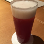 銀座 圓 - 生ビール&ざくろ
