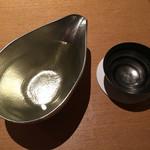 銀座 圓 - 奥播磨 山廃純米無濾過生原酒