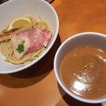 麺屋 翔 - 鶏白湯つけ麺(800円)
