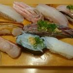 美松 - 特上握り  2017年6月