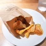 ダリアロッソ - パン&チップス