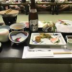伊東ホテルニュー岡部 - 夕飯