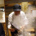 恵比寿餃子 大豊記 - ルーロー飯