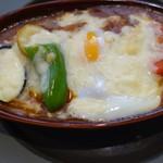 山手カフェ - 焼きチーズカレー