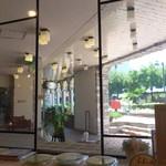 山手カフェ - 店内からの眺め